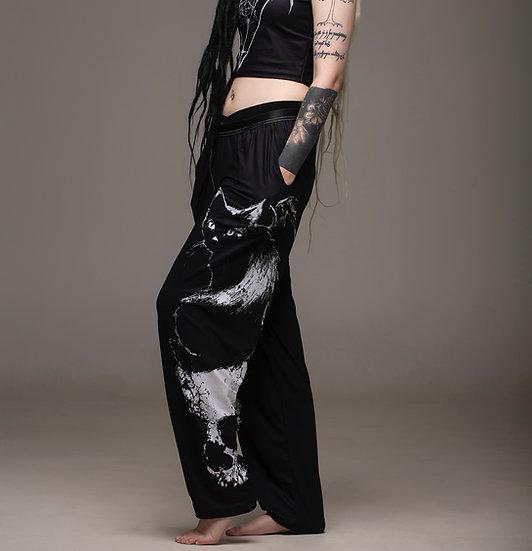 MINA: Dark Thoughts Comfy Pants