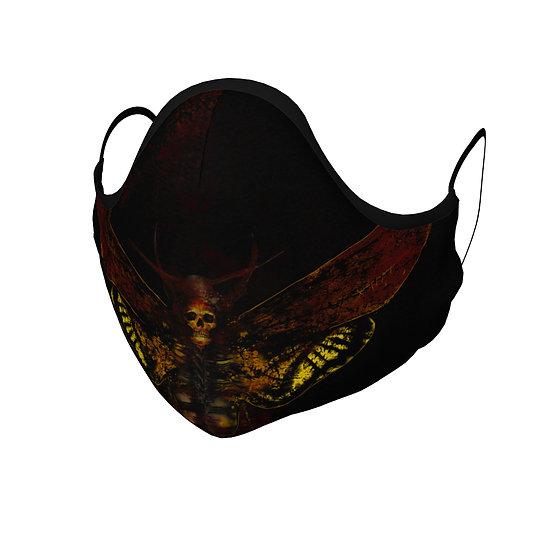 Death Moth Face Mask