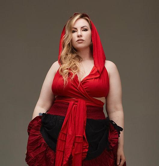 RED Warrior Wrap