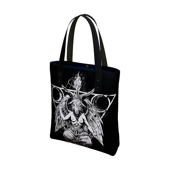 Baphomet Urban Tote Bag