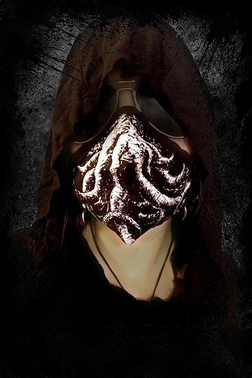 Tentacle Face Mask
