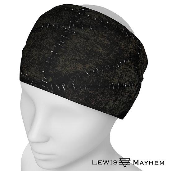 Zombie Stitch Grunge Headband