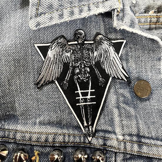 Mayhem Angel Patch