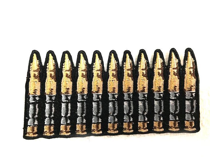 Bullet Belt Patch