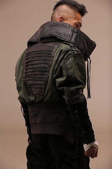 Wasteland Bomber Jacket