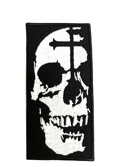 Gothic Skull Patch