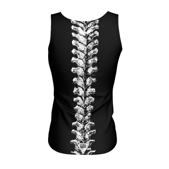 Spine Fitted Tank Top