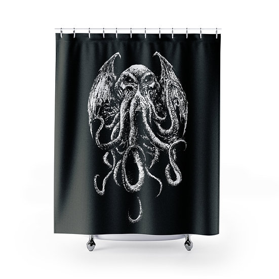 Cthulhu Shower Curtain