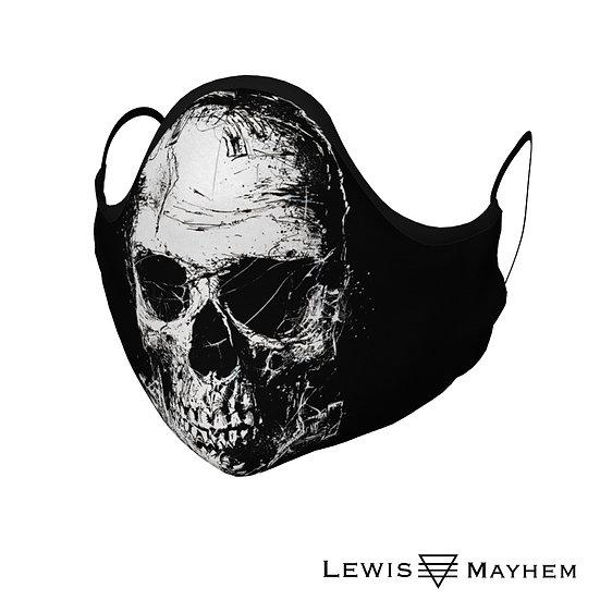Frankenskull Face Mask