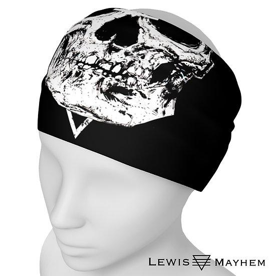 Tribe Skull Headband