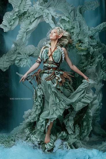 Sea Maiden Wedding Dress