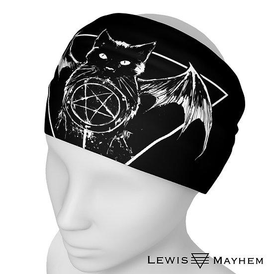 Satan Pussy Headband