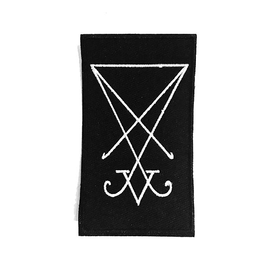 Sigil of Lucifer Patch