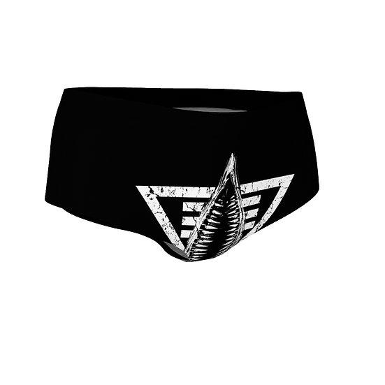 Vagina Dentata Mini Shorts