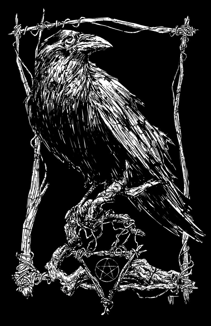 Classic Raven with Pentacle.jpg