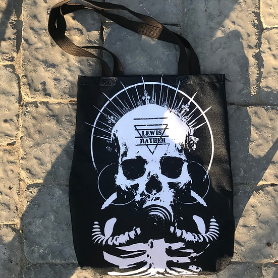 Cult Mayhem Basic Tote Bag