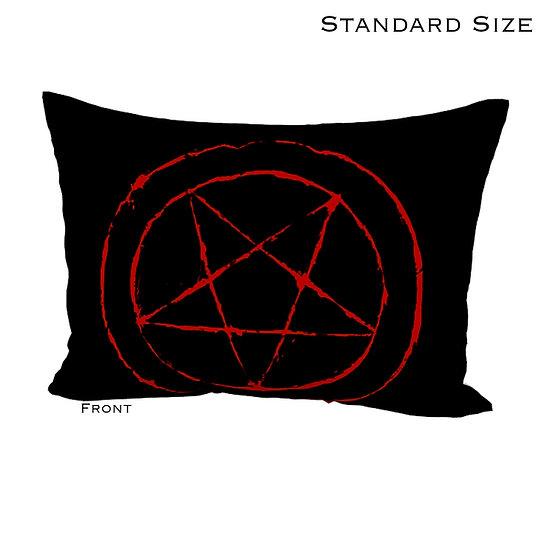 Pentacle Pillow Sham