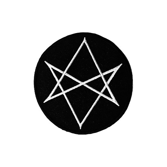 Hexagram Patch