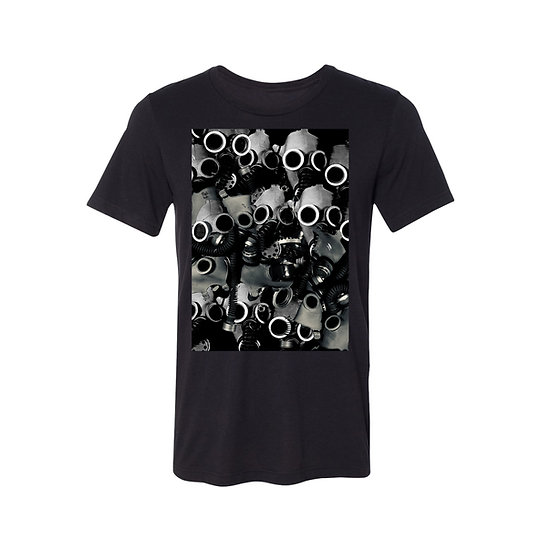 Gas Mask Chaos T-Shirt