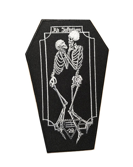 Skeleton Lovers Patch