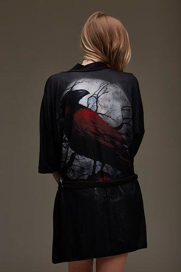Blood Raven Kimono