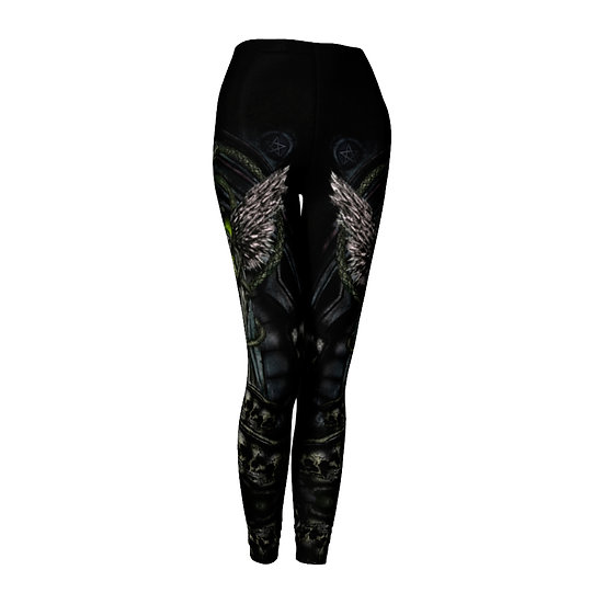 Mary and the Snakes Leggings