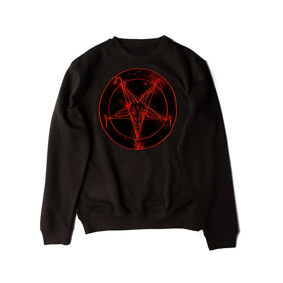 Satanic Sweat Shirt