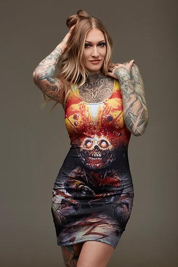 Adam Bomb Bodycon Dress