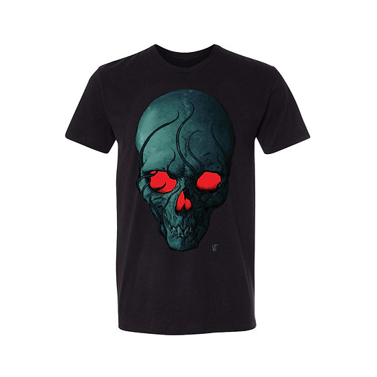 Tentacle Skull T-Shirt