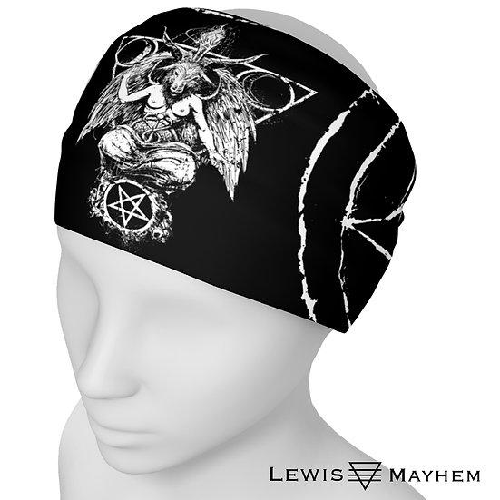 Baphomet Headband