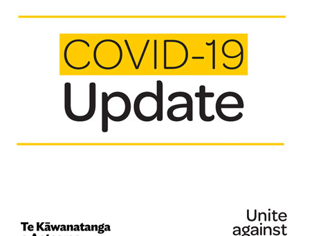 During COVID lockdown restrictions, we're still here for whānau!