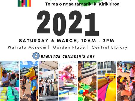Hamilton Children's Day 2021