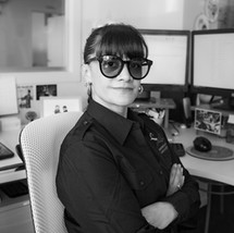 Melanie Mahu (Operations Manager)