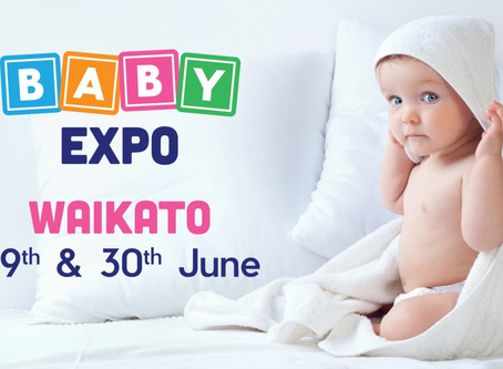 Waikato Baby Expo 2019 : Free Tickets