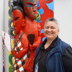 Patricia Nicholls, Whānau Support Worker