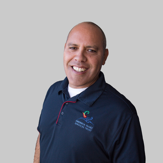 Nate Taiapa (Lead Professional Children's Team / Marketing Administrator