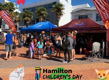 Hamilton Children's Day 2020: A Success!