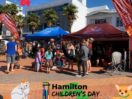 Hamilton Children's Day 2020: A Success!