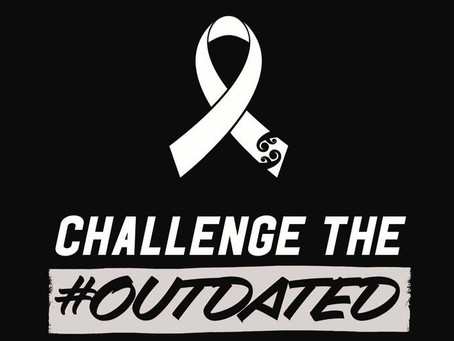 White Ribbon Day 2020: Challenging Outdated Stereotypes