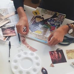 """Atelier Peinture """"Se Dépasser à travers l'Art"""" - 26 septembre 2020"""