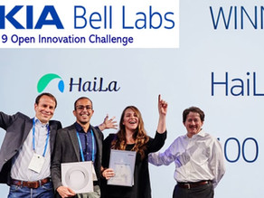 Nokia names industrial automation startup HaiLa winner of the 2019 Nokia Open Innovation Challenge