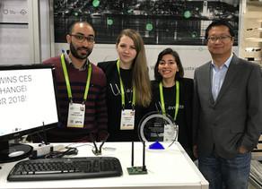 Wavelite wins CES 2018 Eureka Park Climate Change Innovators Award
