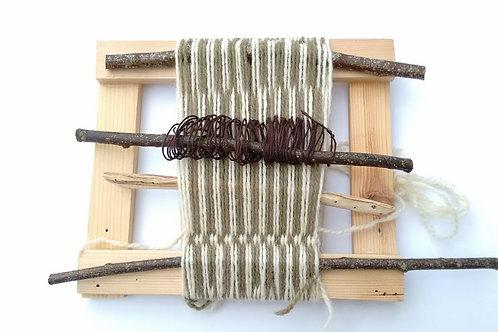 Mapuche Weaving with Liz Beasley 11th June