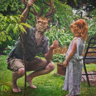 A misplaced sense of Belonging (oil on canvas 80x120cm)