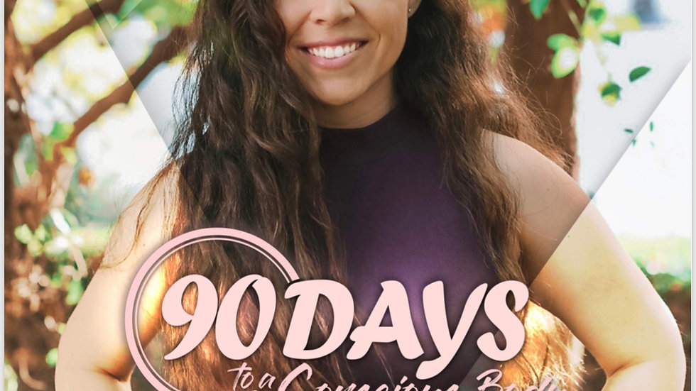 90 Days To A Conscious Body Meal Guide