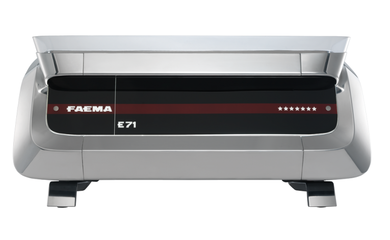 Faema E71 rear view retro