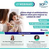 Cómo elegir el antihistamínico ideal en niños para mejorar su calidad de vida?