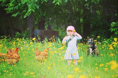 We love our farm!