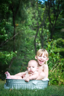 My adorable children