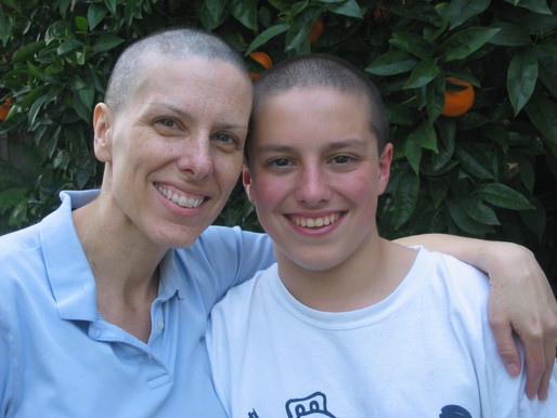 Fighting Through Cancer - Mary Carol